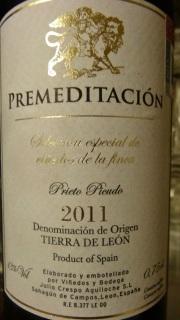 Premeditación 2011