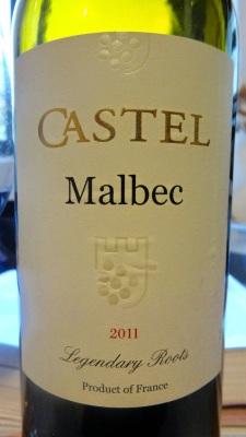 Castel Malbec 2011