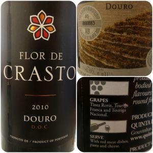Flor de Crasto 2010